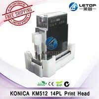 100% Original!! Large format inkjet printer Konica KM512LN (42PL) Printhead  512 konica head
