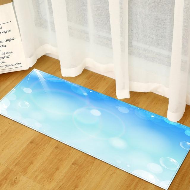 Modern Kitchen Carpet Anti Slip