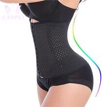 LANFEI Waist Trainer Modeling Strap Body Shaper for Women Support Band Slimming Corset Belts Underwear Sexy Girdle Cincher