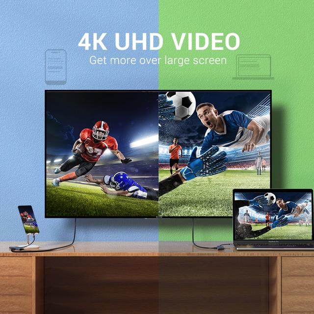 Ugreen USB C HUB Type C to Multi USB 3.0 HUB HDMI Adapter Dock for MacBook Pro Huawei Mate 30 USB-C 3.1 Splitter Port Type C HUB 1