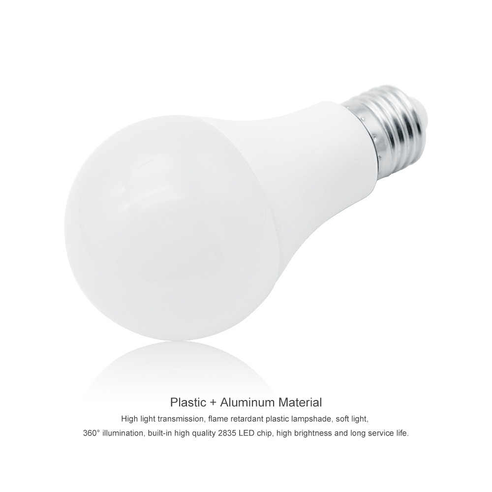 E27 Led ampoule lumière Nature blanc 4000k blanc 6500k blanc chaud 3000k 220V 230V 5W 7W 9W 12W 15W ampoule à bille Bubbe à économie d'énergie