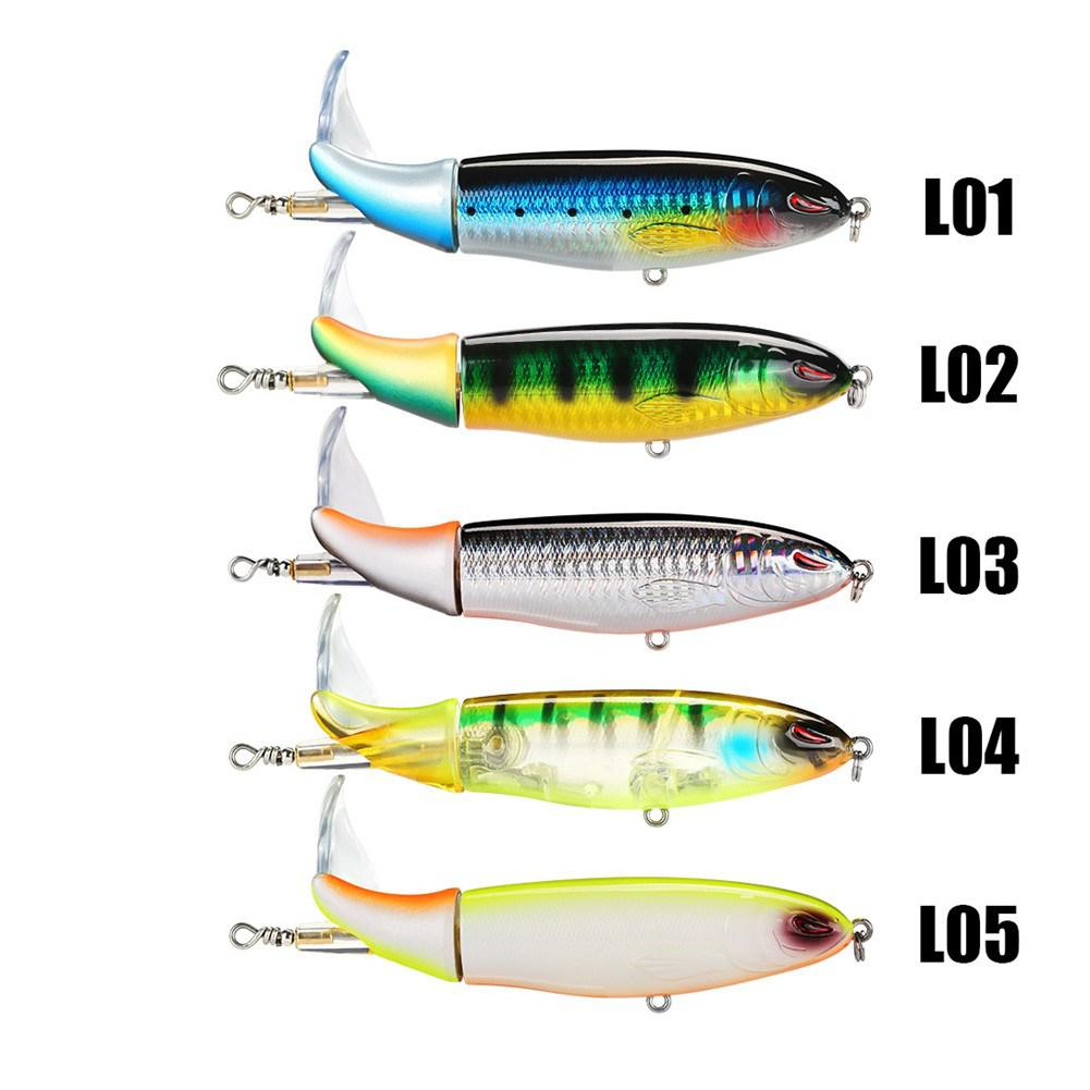 MeterMall 39g 130mm Propeller Hard Bait Floating Lure Bait Artificial Baits Fishing Lures Set 2019 in Fishing Lures from Sports Entertainment