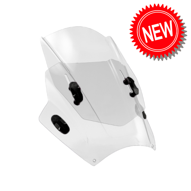 Adjustable Universal Windscreen 2