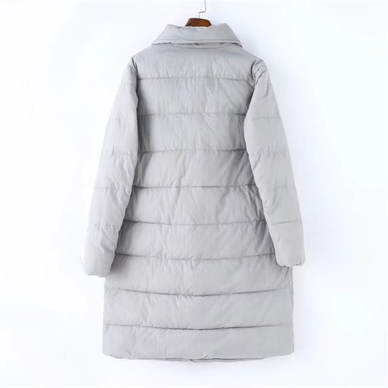 plus size2020 New Winter Jacket Women Hooded Thicken Coat Female Fashion Warm Outwear Down Cotton-Padded Long Wadded Coat Parka