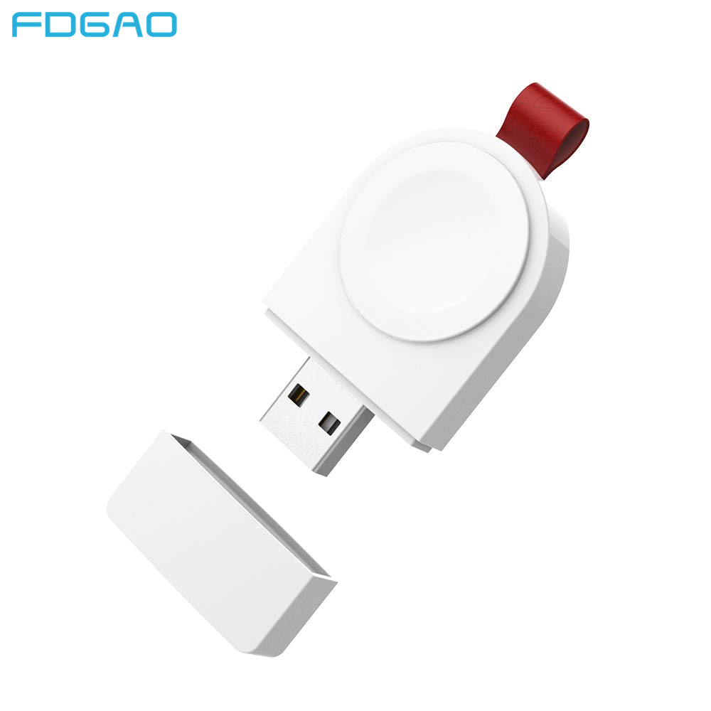 FDGAO Wireless-Charger Dock Magnetic-Charging-Adapter Watch-Series Apple Portable
