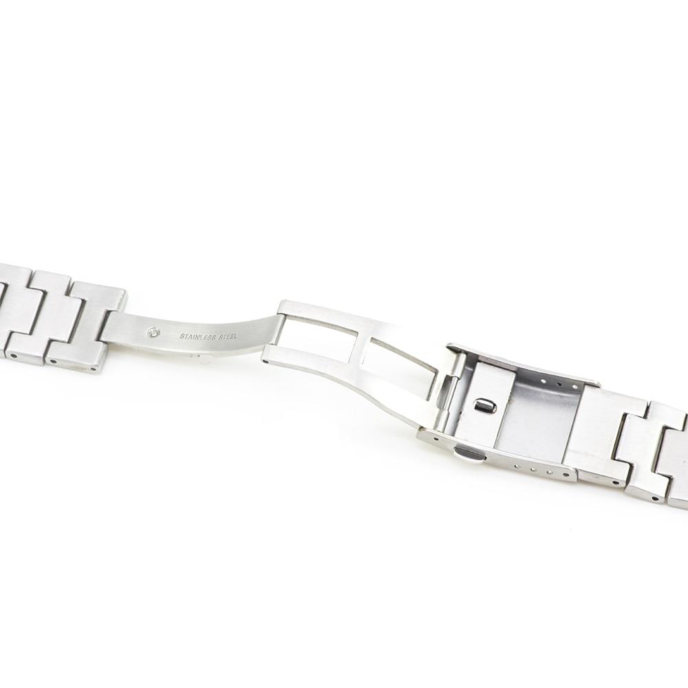 Ultimate SaleBlack Camouflage 316L Stainless Steel DW5600 GW-M5610 Watchband Bezel/Case Strap Watch Set