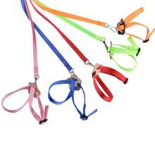 Dorakitten 1pc Small Animal Harness And Leash Set Adjustable Hamster Walking Leash Rat Harness Pet Accessories Pet Supplies