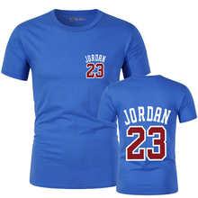 2021 new men's T-shirt printed short-sleeved slim-fit T-shirt young men's cotton T-shirt O neck