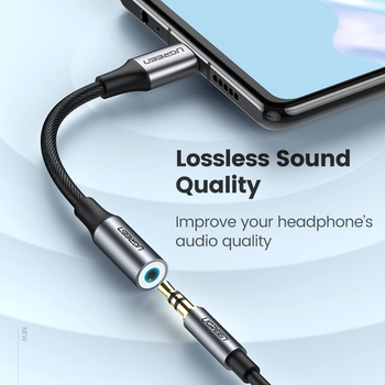USB Type C to 3.5mm AUX Audio Cable Adapter 5