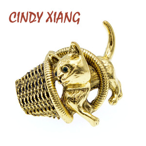 CINDY XIANG New Arrival Small