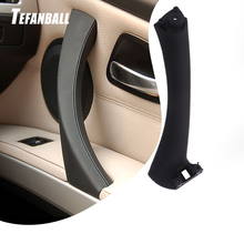 2Pcs Car Inner Handle Interior Door Panel Pull Trim Cover Left Right For BMW 3 Series E90 E91 316 318 320 325 328 330 2004-2012