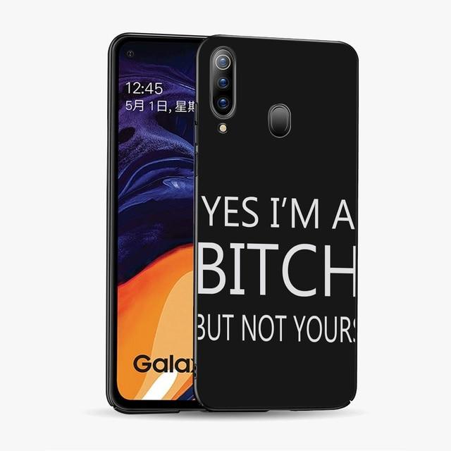 Silicone téléphone étui pour samsung Galaxy A2 Core A3 A5 A6 A7 A8 A9 Plus couverture voiture en fibre de carbone impression
