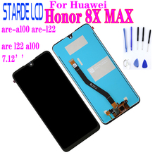 Original Display For Huawei Honor 8X MAX LCD Touch Screen Digitizer Replacement LCD Display JSN-AL00 Repair Part все цены