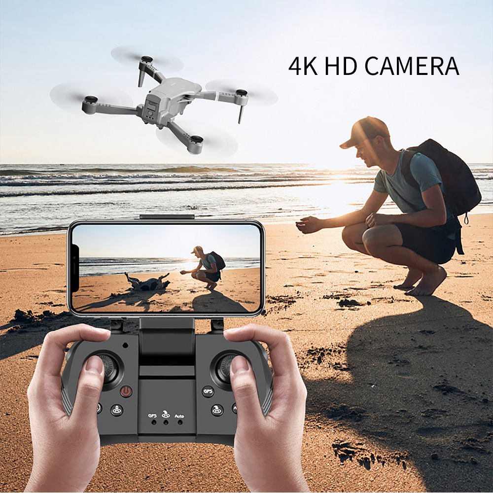 2020 NEW F3 drone GPS 4K 5G WiFi live video FPV quadrotor flight 25 minutes rc distance 500m drone HD wide-angle dual camera 5