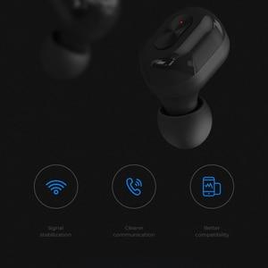 Image 4 - Kebidu بلوتوث 5.0 اللاسلكية سماعة سماعات أذن TWS ستيريو سماعة صغيرة في الأذن بلوتوث HiFi الألعاب سماعات ل IOS Andriod