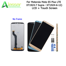 Alesser For Motorola Moto E5 Plus LTE XT1924 7 LCD Display +Touch Screen 159mm For Motorola Moto E5 Plus Assembly Parts+Tools