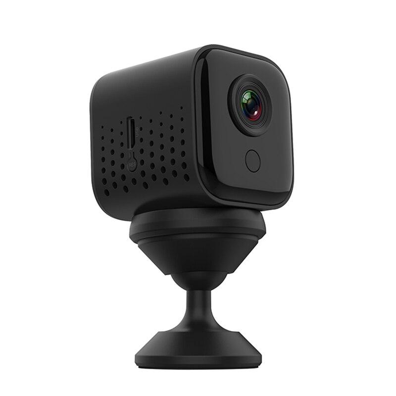 Livraison directe A11 A12 1080P HD Wifi IP caméra Vision nocturne sécurité Micro maison Smart TV détection de mouvement vidéo DVR Mini Camcorde