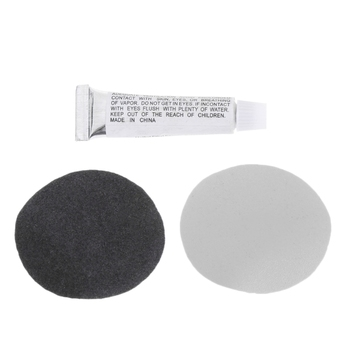 1pcs PVC Inflating Air Bed Boat Sofa Repair Kit Patches Glue for Air Mattress image