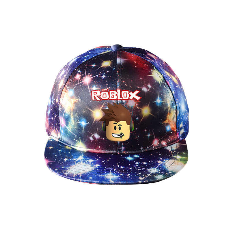 Fashion Outdoors Baseball hoed Cartoon patroon ontwerp Sterrenhemel Cap Mannen en Vrouwen Teens Hip Hop cap