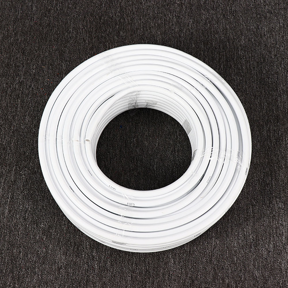 2m Wedding Arch Shelf Multipurpose Durable DIY Stage Background Flexible PVC Aluminum Solid Prop Modeling Tube Rust Resistant