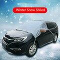 Лобовое стекло автомобиля Снежный солнцезащитный колпак крышка зеркала заднего вида авто анти-Мороз блок переднее окно ветровое стекло SUV ...