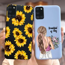 For Samsung Galaxy A21s A02s A31 A41 A51 A71 A91 Case Soft Slim New Stylish Cover Case