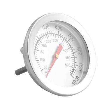 1PC Grill na świeżym powietrzu termometry wyświetlacz wybierania Grill Temp Gauge mierniki temperatury mięsa kuchnia termometry do domu tanie i dobre opinie CN (pochodzenie) Specjalne narzędzia Ekologiczne Zaopatrzony Metal