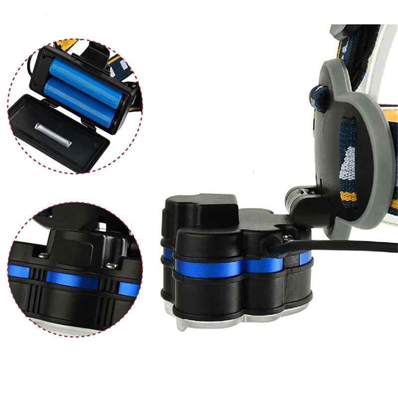XANES 2606-6 налобный фонарь T6 18650 USB Электрический скутер мотоцикл E-bike велосипедный велосипед Велоспорт лагерь для факела фонарь фонарик