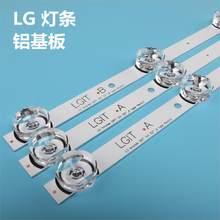 LGIT-3 tiras de retro iluminação LED para TV LG de 32 polegadas, Innotek drt 3.0 32 LGIT WOOREE A/B UOT 32MB27VQ 32LB5610 32LB552B 32LF5610 32LF560