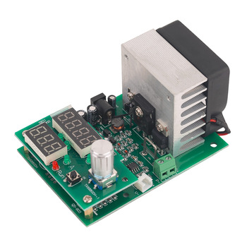 Yeni sabit akım elektronik yük 9.99A 60W 1-30V pil kapasitesi test cihazı ile basit ve çok yönlü elektronik yük