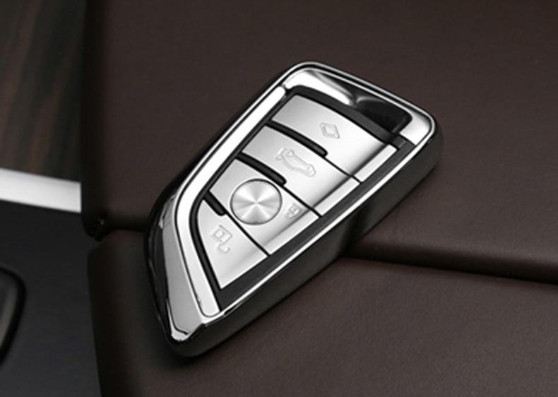silver key case
