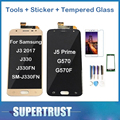 Original Amoled Für Samsung Galaxy J3 2017 J330 J330FN SM J330FN LCD Display Mit Touch Sensor Glas Digitizer Montage mit kit|Handy-LCDs|Handys & Telekommunikation -