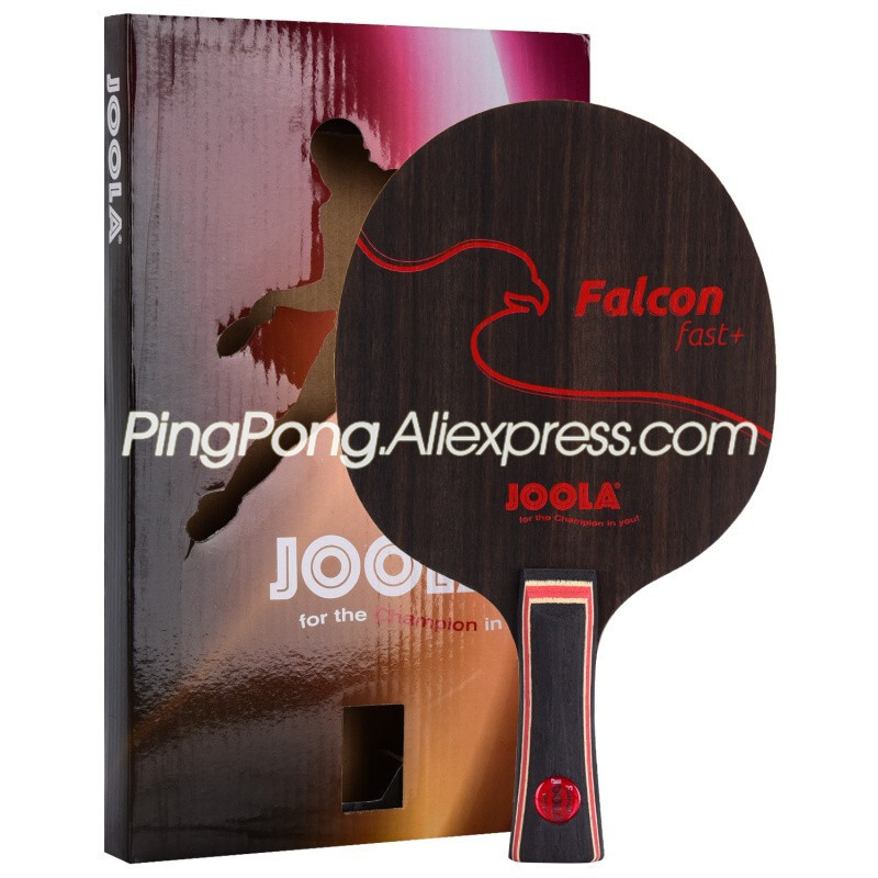 Joola FALCON FAST+ (7 Ply Ebony Offensive) JOOLA Table Tennis Blade / Racket Original Joola Ping Pong Bat / Paddle