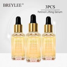 BREYLEE 3PCS Retinol Firming Serum Lifting Facial Collagen Essence Anti Remove W