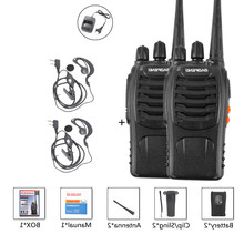Two-way Baofeng-walkie-talkie| 888s| uhf| 400-470mhz| 16-channel| bf 888s| c2| 1 or 2 parts| uv| 82| uv| 5r| 9r