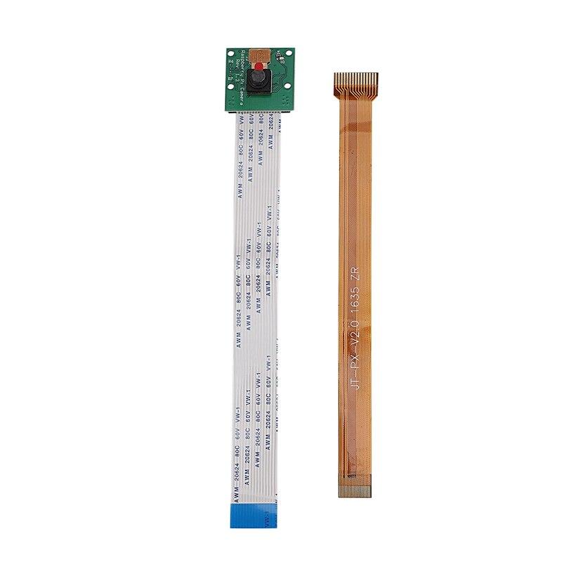 Camera Module Board 5MP Webcam For Raspberry Pi Zero W/Zero/ Raspberry Pi 3 Model B /4B