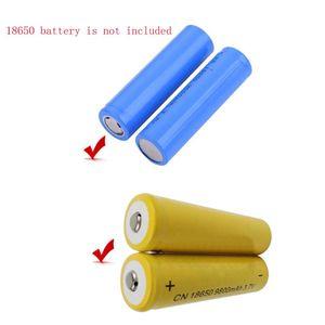 Image 5 - 6x18650 Batterie DIY Qi Drahtlose Ladegerät QC3.0 USB Typ C PD Power Bank Box Fall X6HA