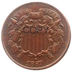 Соединенные Штаты 1867