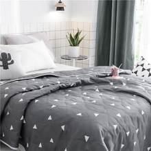 34 colcha têxteis domésticos verão, adequado para crianças, adultos, cobertor, edredon, cama, envio direto