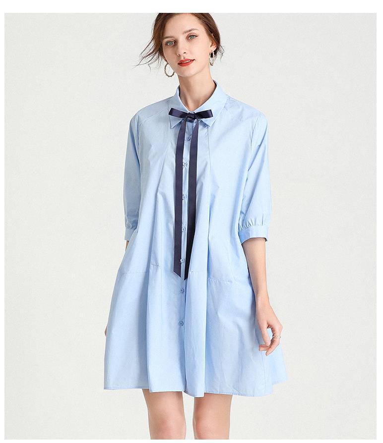 Fashion age reduction flounce strap shirt