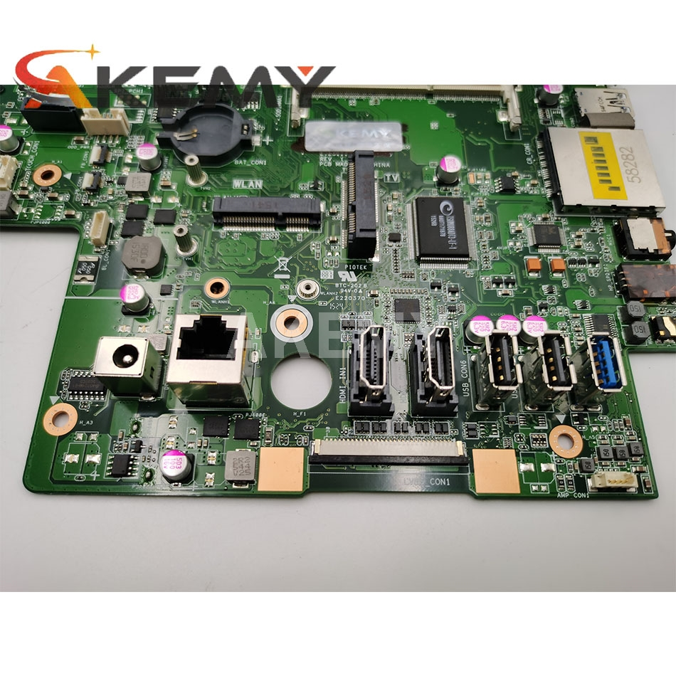 New Akemy ET2311I REV 1.4 Mainboard For ASUS ET2311I ET2311 All-in-one Motherboard 100% Test OK GMA 5