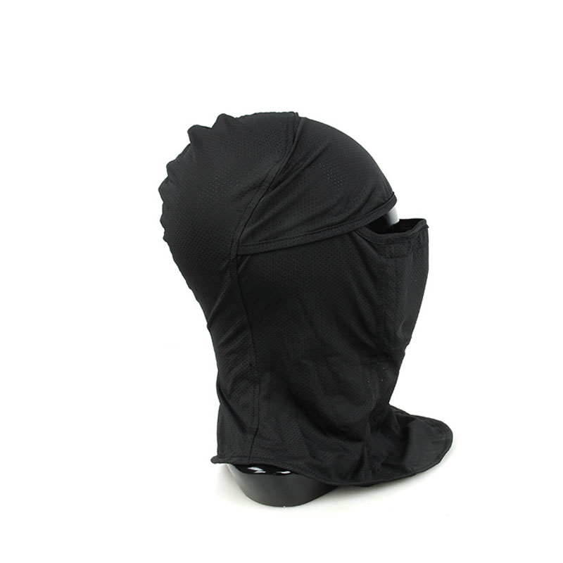 Hc1053bfb6822461380dd9316a1093610T TMC3267 CS Tactical Camo Head Cover Metal Mesh Balaclava Full FaceMask Sunscreen Dust-proof Full-wrapped Headscarf Free Shipping