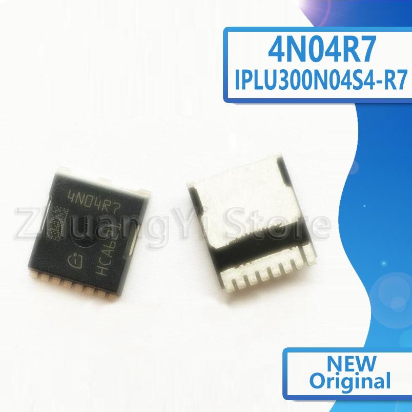 5pcs / Lot 4N04R7 IPLU300N04S4-R7 New Stock HSOF-8 40V 300A