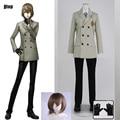 Школьная форма Goro Akechi P5, костюм для косплея по индивидуальному заказу