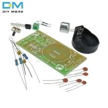 FM Frequency Modulation Wireless Microphone Module FM Transmitter Board Parts Simple Electr