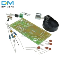 FM Frequency Modulation Wireless Microphone Module FM Transmitter Board Parts Si
