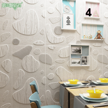 Hot sell decorative wall coating 3d foam sticker modern style use on the ceiling and