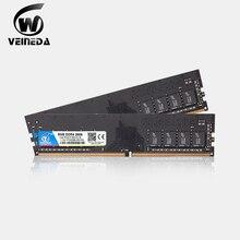 VEINEDA ddr4 8 gb מחשב מחשב RAM 4GB 8 GB 4G 8G זיכרון DDR 4 PC4 2133 2400 2666Mhz שולחן העבודה DDR4 האם Memoria 288 פינים