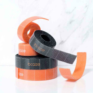 Image 2 -  Bcase Tear off Velcro Easy To Use  Easy To Store PP Hook Material Storage Wire Suitable for Office Car Study 1M/3M