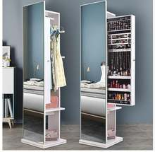 Гардеробное зеркало напольное для гардероба простое современное
